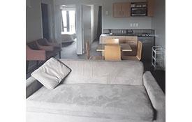 2-bedroom unit full kitchenette