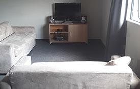 2-bedroom unit tv