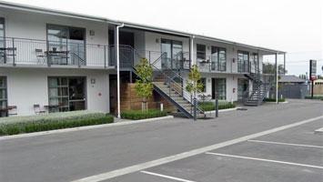 Pegasus Gateway Motels complex