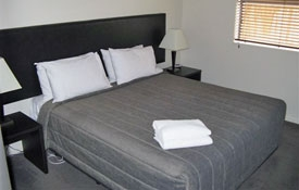 2-Bedroom units - spacious enough to hold small meetings