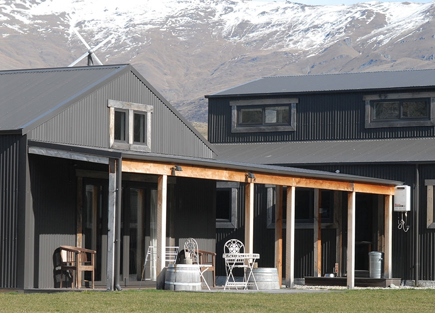 accommodation near Queenstown