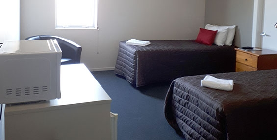 accessible studio single beds