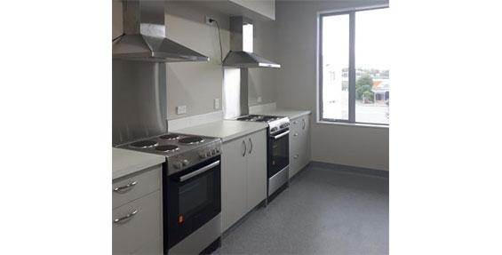 superior studio kitchen