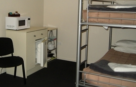 bunk room - best accommodation for groups