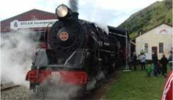Paekakariki Steam Train Excursions