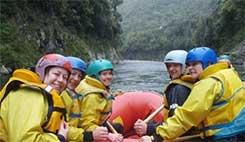 Captivate Rafting