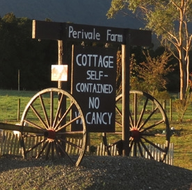 Pervale Farm Cottage
