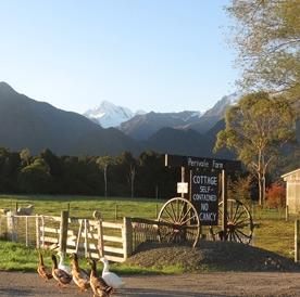 Pervale Farm Cottage
