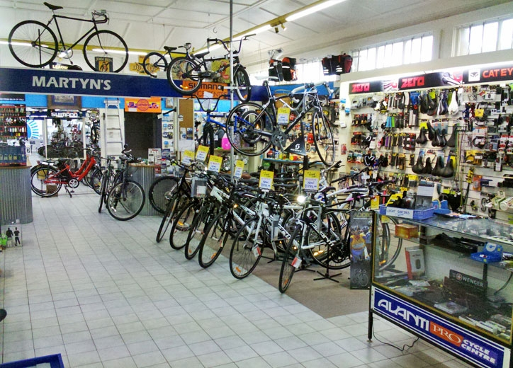 cycles available to suit all ages and categories