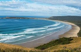 many beautiful beaches