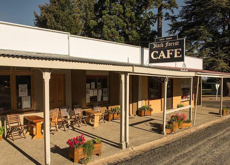 Black Forest Café