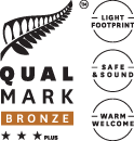 Qualmark 3-Star Plus Bronze