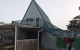 large 5-bedroom lodge