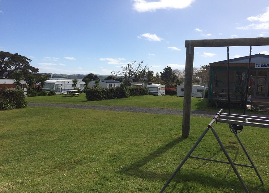 Clarks Beach Holiday Park