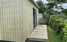 pet-friendly cabins