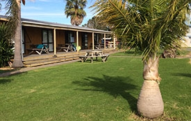 cabins for families and large groups