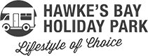 Hawke's Bay Holiday Park in Napier