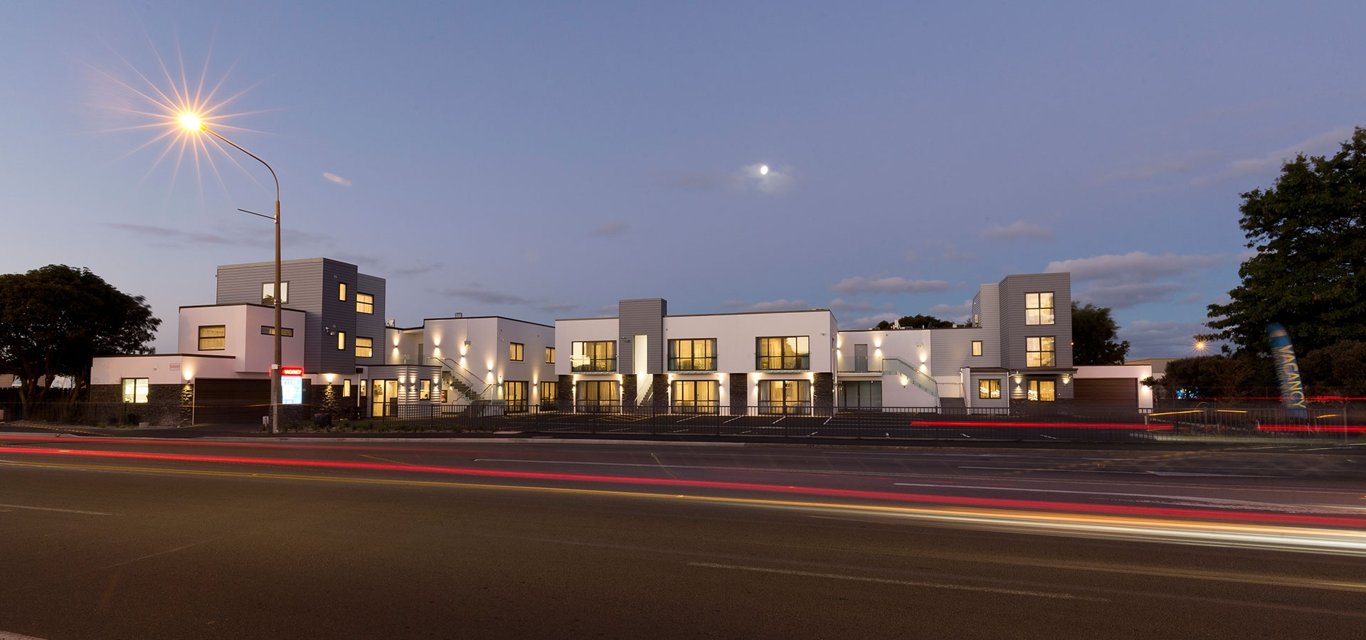 Luxury motel in Addington Christchurch