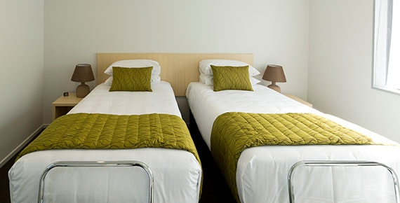 choice of having king super-king or twin beds in the rooms