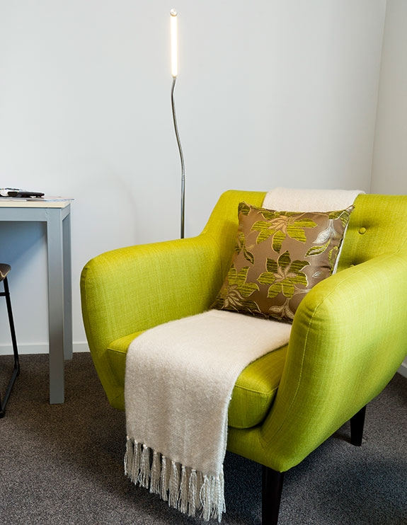 Lincoln apartment is ideal for meetings and conferences