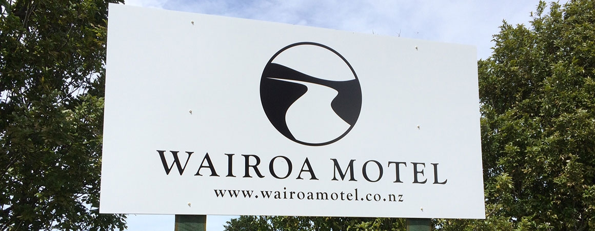 motel is just a short walk from town centre