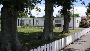Wairoa Motel complex