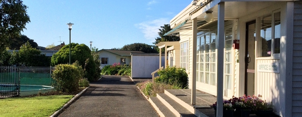 motel is just a 5-minute walk from town centre