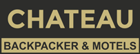 Chateau Backpackers & Motels Logo
