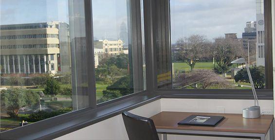 executive studio view