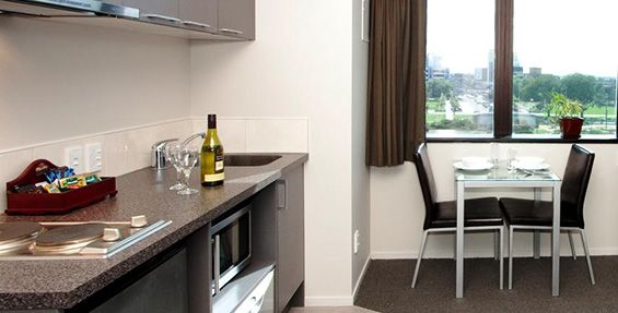 1-bedroom executive kitchen