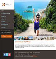 Hosted Website Template WS12