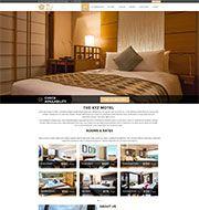 Hosted Website Template HI17