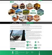 Hosted Website Template HC21