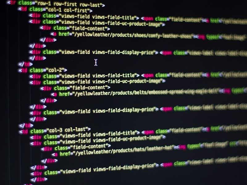 Additional web development