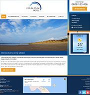 Hosted Website Template PH15
