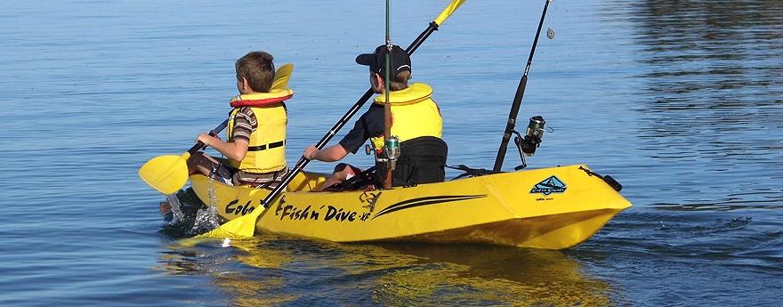 kayaking at Otautu Bay