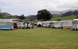 Colville powered campsites