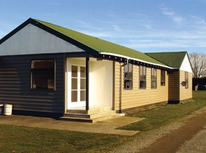 Christchurch Holiday Park Rooms