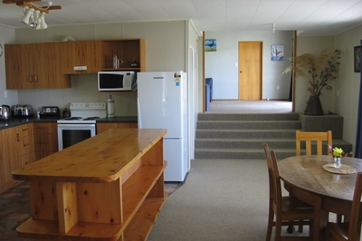Anchorage - Accommodation in Waikawa, New Zealand