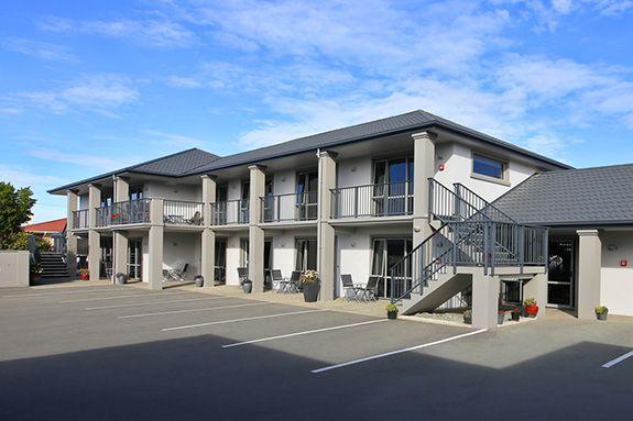 motel in Oamaru