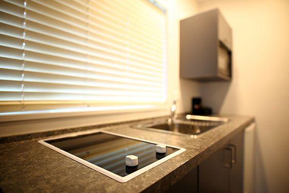 Superior Studio Suite kitchen