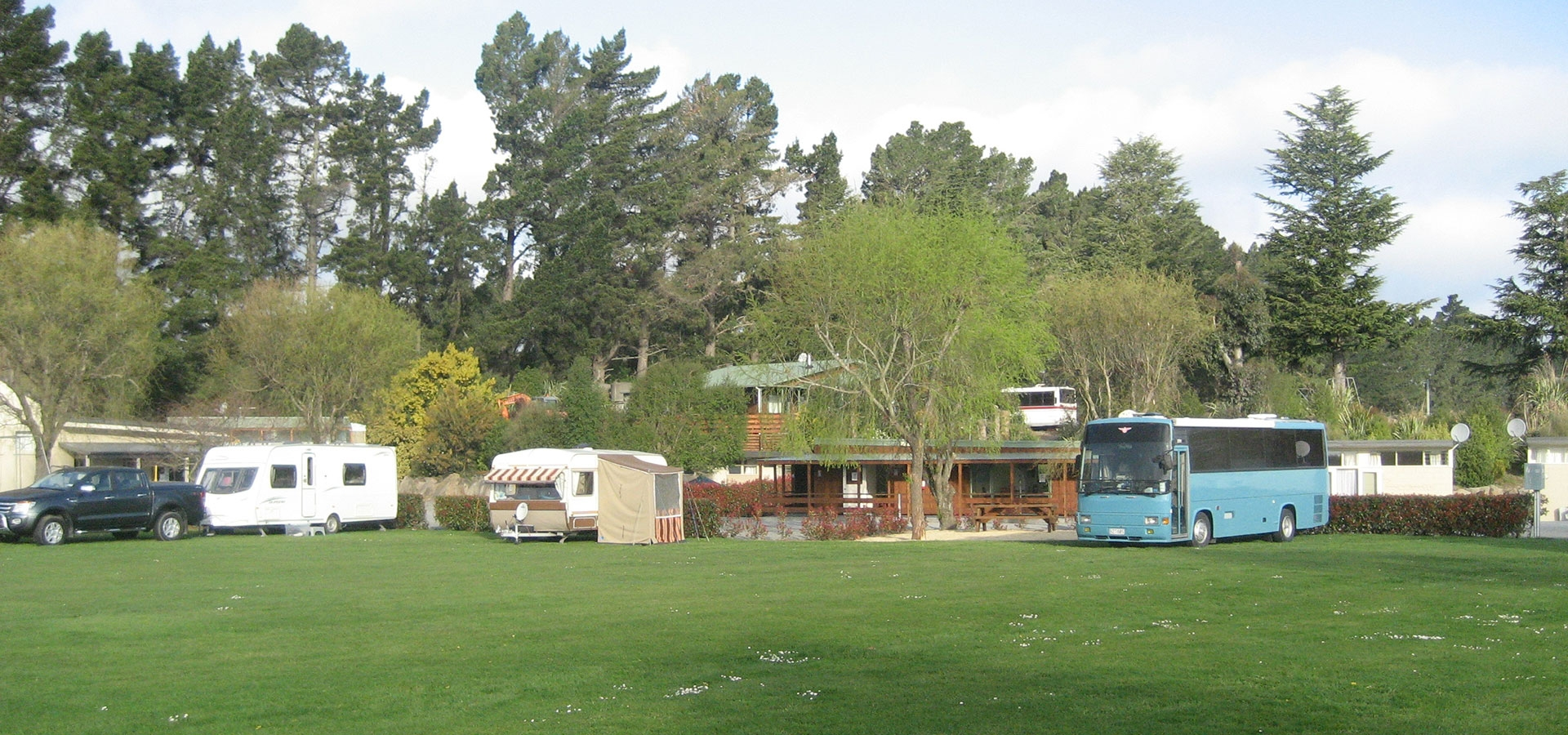 Rangiora camping ground