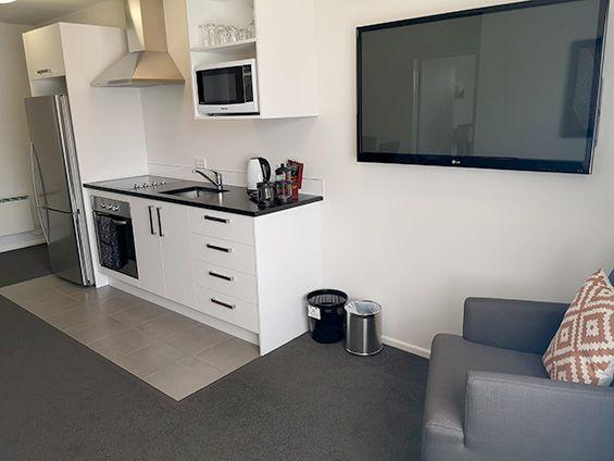 3-bedroom unit kitchen