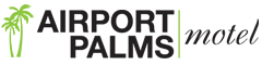 Airport Palms Motel Logo