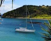 Image of the GUNGHA 65' Go-Fast MAXI Yacht in the Bay of Islands