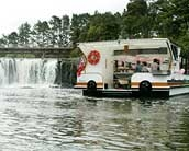 Image of Darryls Dinner Cruise near the Haruru Falls