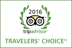 Winner Traveler's Choice 2016