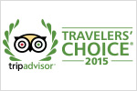 Winner Traveler's Choice 2015